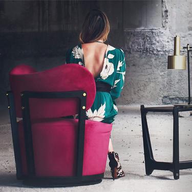 Llegan a España los muebles de la interiorista Adriana Hoyos de la mano de Portobello Street