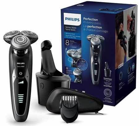 La afeitadora eléctrica Philips Serie 9000 S9531/31 está rebajada a 159,99 euros en Amazon