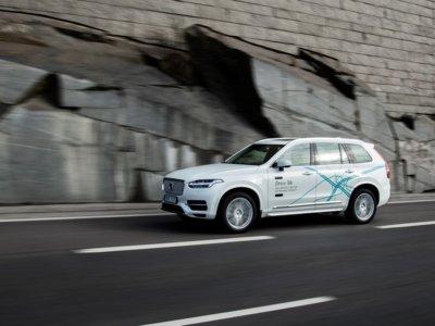 Volvo pondrá 100 coches autónomos a circular por China