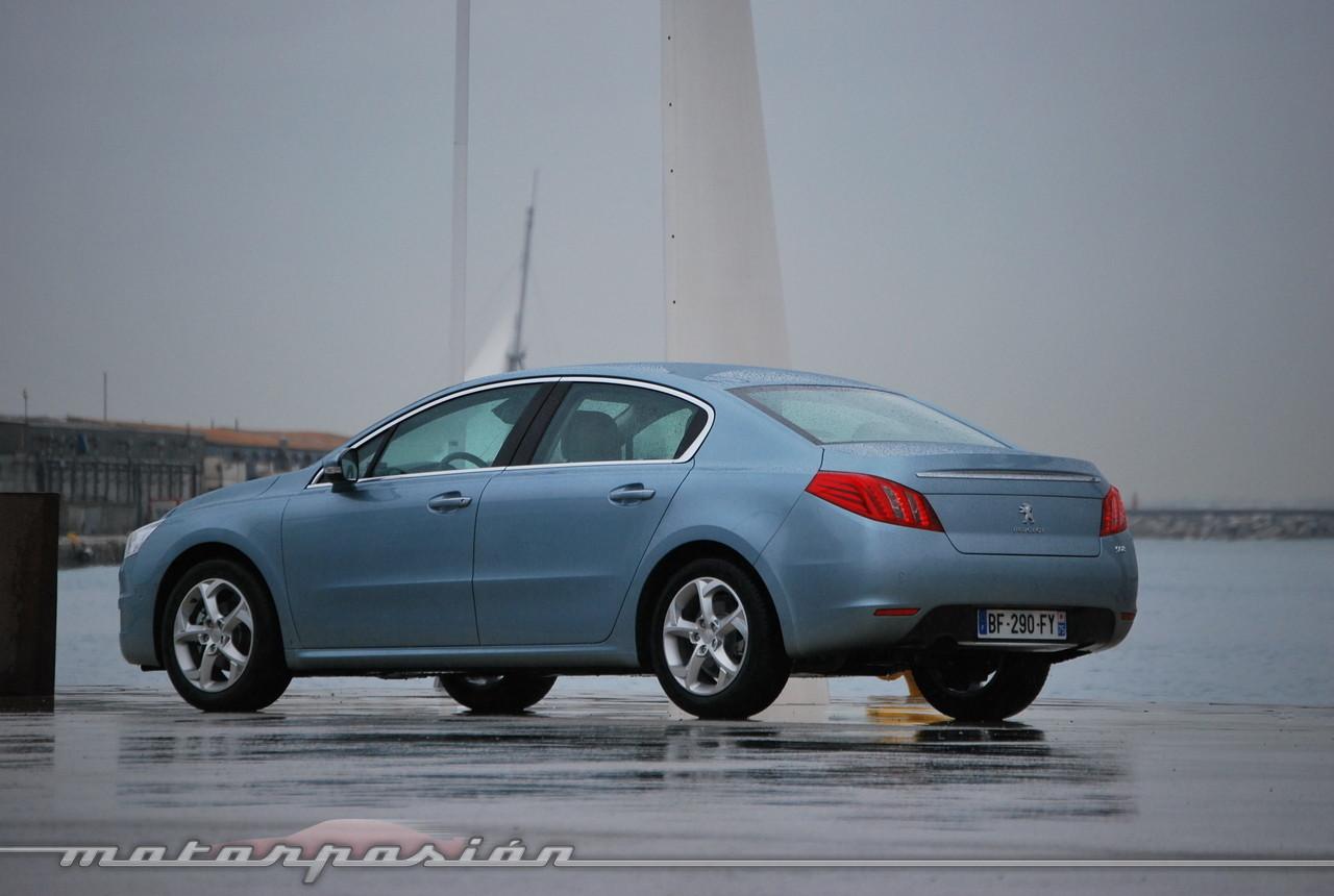 Foto de Peugeot 508 y 508 SW (presentación) (60/118)