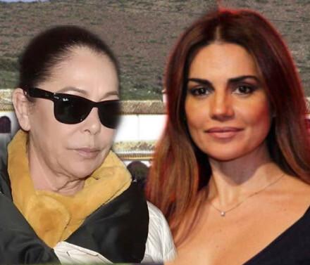 Sylvia Pantoja, prima de Isabel, aterriza en España para sentarse en 'Cantora: la herencia envenenada'