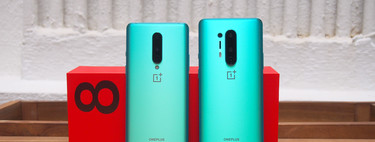 OnePlus 8 vs OnePlus 8 Pro, face-to-face analysis: all the differences between the new Chinese high-end