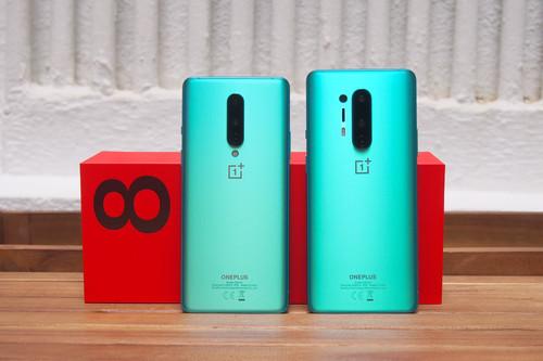OnePlus 8 vs OnePlus 8 Pro, análisis frente a frente: todas las diferencias entre los nuevos gama alta chinos