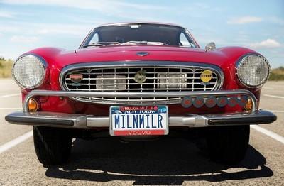 ¡Y lo consiguió! Irv Gordon llega a los tres millones de millas en su Volvo P1800S