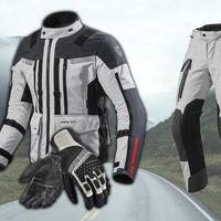 Más robusto, mejor acabado y más atractivo, así es el traje de aventura Rev'It Sand 3