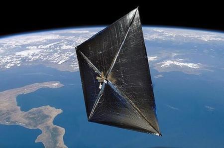 Anuncian el lanzamiento de una vela solar para el 2016