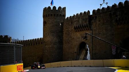 Verstappen Baku Formula1 2019