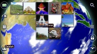 Nokia 3D World Gaze, el planeta Tierra virtual para tu Nokia