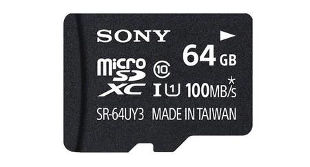 Sony Microsd 64gb