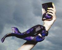 Anselm Reyle para Dior, arte abstracto en el maquillaje