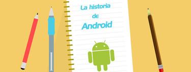 Historia y evolución de Android: cómo un sistema operativo para cámaras digitales acabó conquistando los móviles