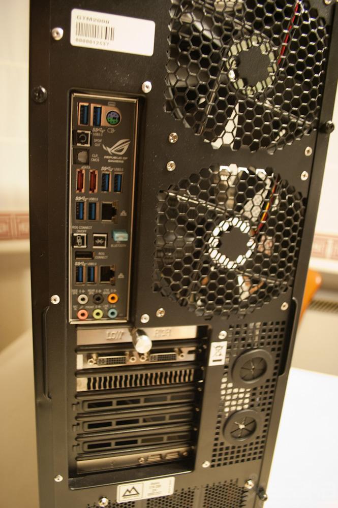 Mountain GTM 2000, análisis