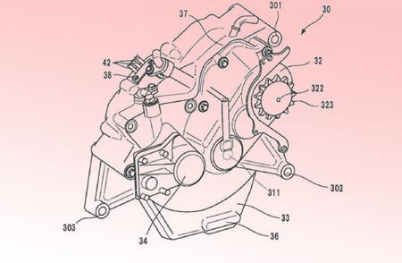 Honda Moto Electrica Patentes 2021 1