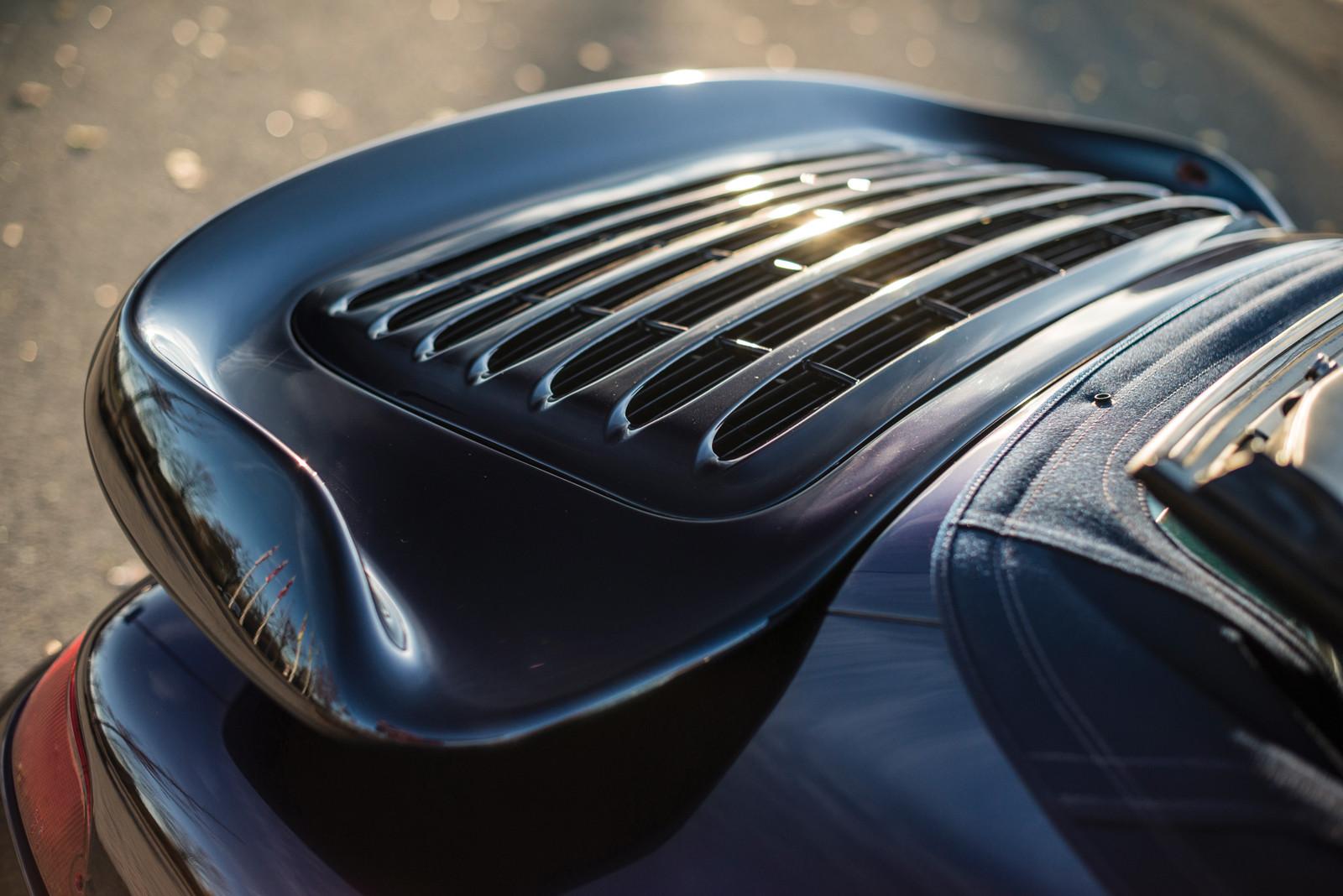 Foto de Porsche 993 Turbo Cabrio (6/18)