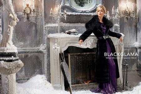 Carolyn Murphy se convierte en la nueva leyenda de la firma de peletería BlackGlama