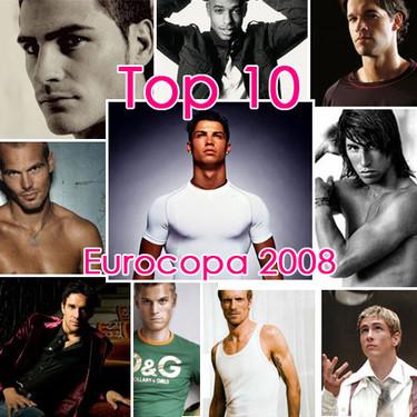 Top 10: Los Futbolistas Más Sexys de la Eurocopa 2008