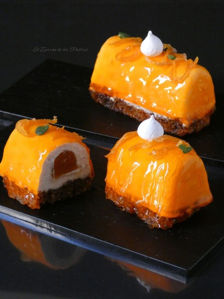 Semifrio Turron Y Naranja 25