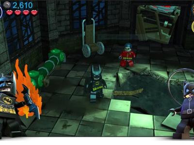 LEGO Batman: DC Super Heroes llega oficialmente a Android