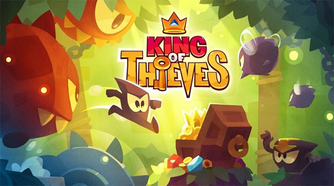 King of thieves database - a4