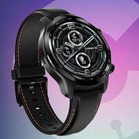 Este reloj inteligente vuelve a ser un chollo en Amazon: TicWatch Pro 3 LTE por 305,99 euros