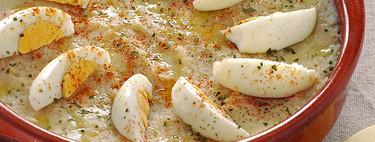 Atascaburras o bacalao con patatas: receta tradicional manchega
