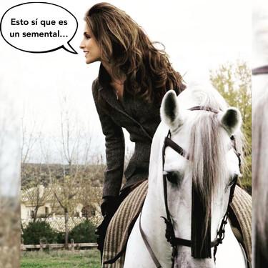 Paloma Cuevas se desmelena en su finca de Jaén mientras que Ponce y Soria ponen cuco su ático