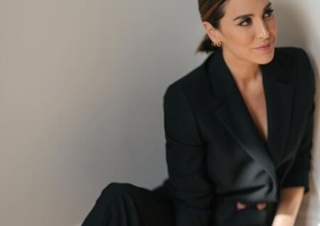 El traje pantalón de Tamara Falcó que hemos encontrado en Zara, H&M y Amazon por mucho menos