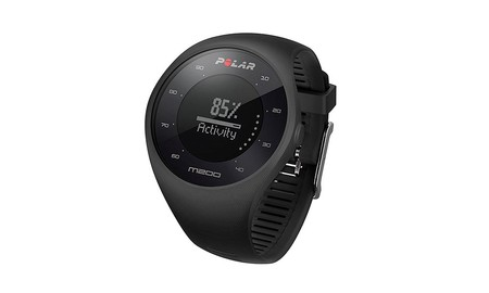 Para remediar los excesos navideños, un reloj deportivo como el Polar M200 te puede echar una mano por sólo 80,90 euros en Amazon