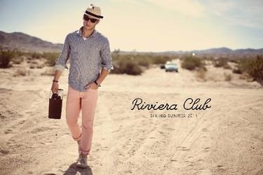 Riviera Club nos ofrece una primavera-verano fresca y clásica a la vez