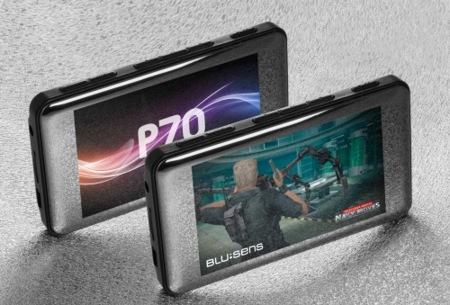 Blusens P70 viene con un juego precargado