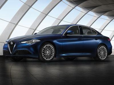 """Ya puedes ver la gama """"normal"""" del Alfa Romeo Giulia. Su belleza sigue intacta"""