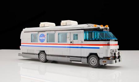 Ahora puedes convencer a LEGO para hacer realidad a la Astrovan, la furgoneta de la NASA