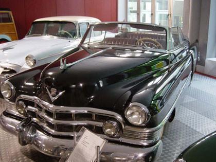 1952 Cadillac Eldorado 62