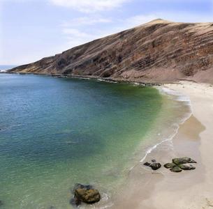 Caleta Colorada, la primer playa nudista de Perú