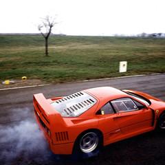 Foto 5 de 17 de la galería ferrari-f40-30-aniversario en Motorpasión