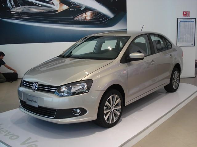 Llega a México el nuevo Volkswagen Vento 2014 (¿el verdugo del Jetta