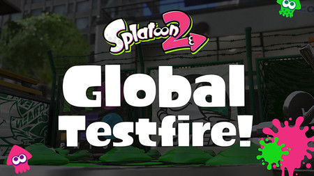 Splatoon 2 tendrá un Global Testfire en marzo
