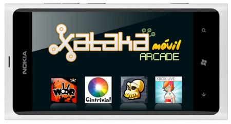 Hay vida más allá de Xbox LIVE. Xataka Móvil Arcade Edición Windows Phone (VI)
