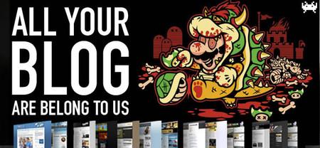 RoboCop, violencia y Mario en Proyecto Hombre. All Your Blog Are Belong To Us (CCXXXII)