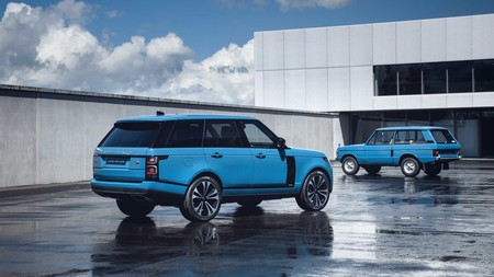 Range Rover Fifty Anniversary Edition 33