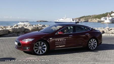 El Tesla Model S es el tercer coche eléctrico más vendido de Europa