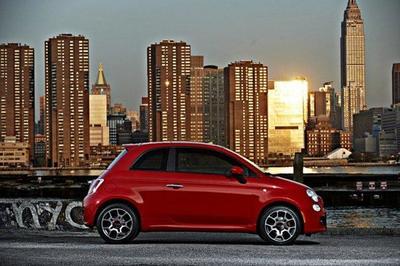 El Fiat 500 quiere conquistar Estados Unidos
