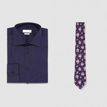 Trece Formidables Combinaciones De Camisas Y Corbatas Para Darle Vida A Cualquier Traje En Primavera 06