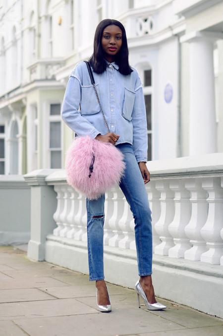 Abrigo Azul Invierno