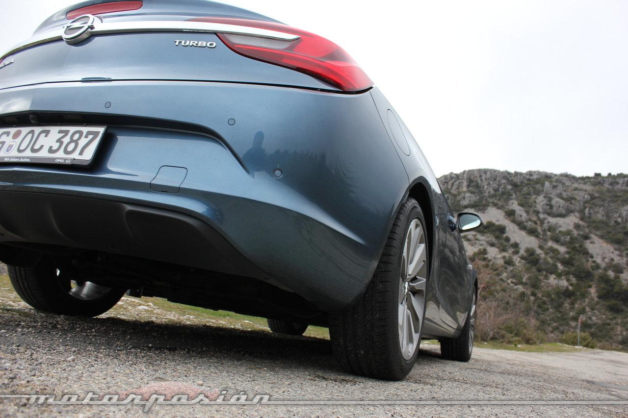 Foto de Opel Cabrio 2013 (presentación) (30/52)