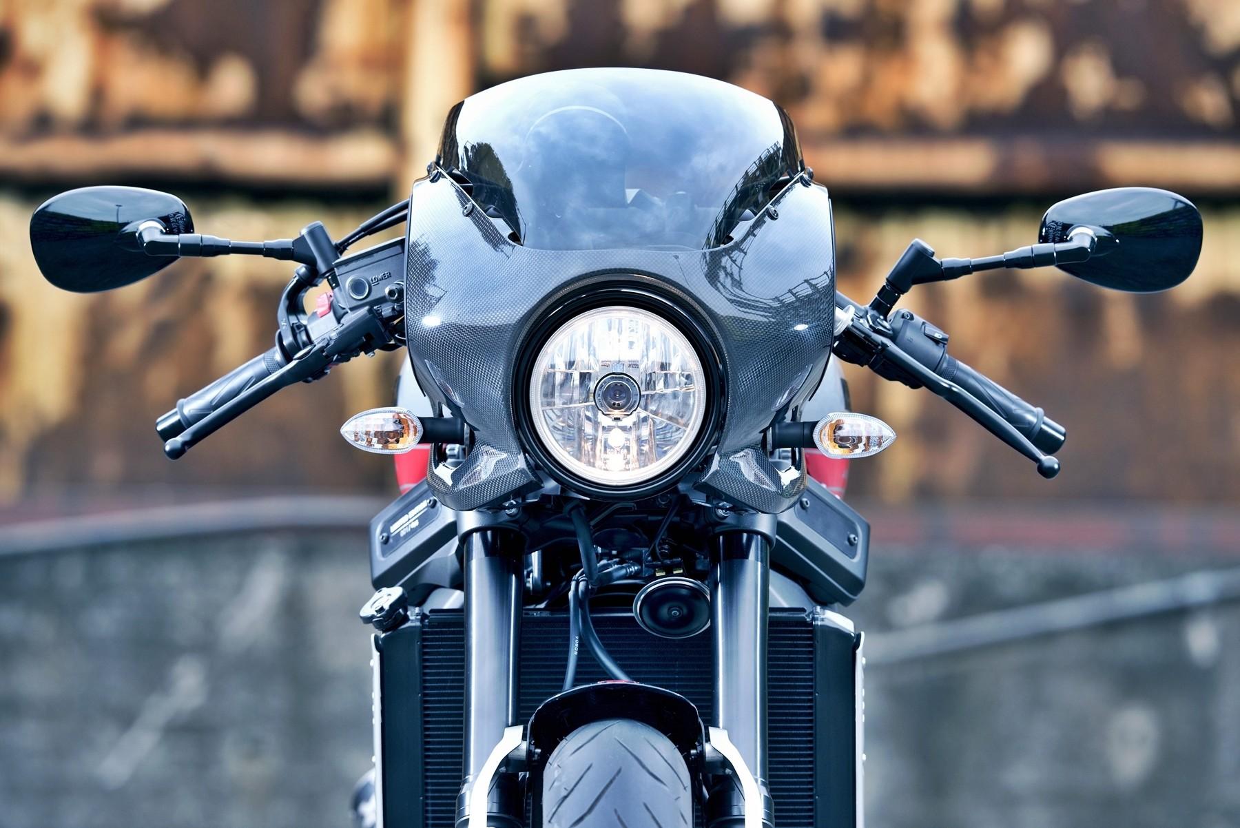 Foto de Yamaha XRS900 Abarth (15/38)