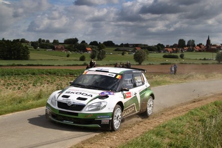 Muchas novedades para el ERC en el Ypres Rally