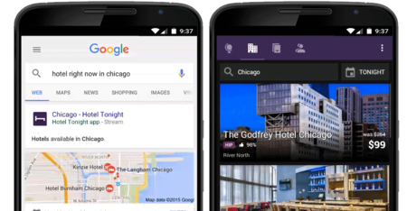 Google emulará aplicaciones de Android que no tengas instaladas desde los resultados de búsqueda