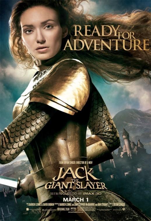 Foto de 'Jack el caza gigantes', los carteles (9/13)