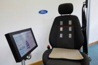 Ford diseña un asiento de coche que monitoriza nuestro corazón
